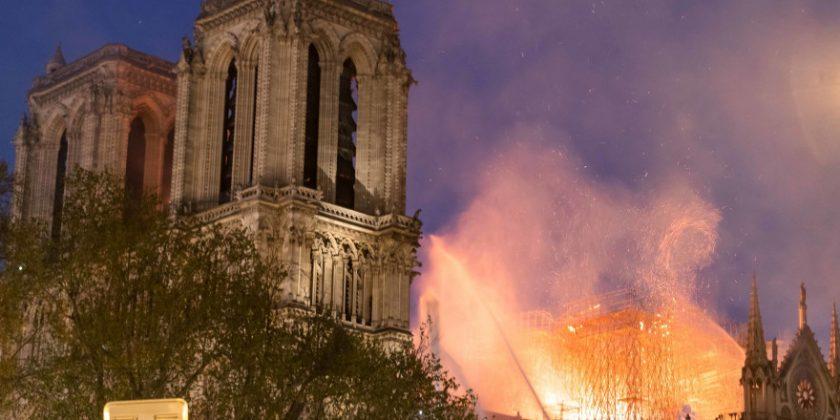 Nach der Brandkatastrophe: Wer haftet für die Schäden von Notre-Dame?