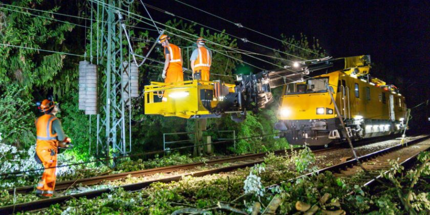 Rhein-Main-Unwetter kosten Gartenbau bis zu 750.000 Euro