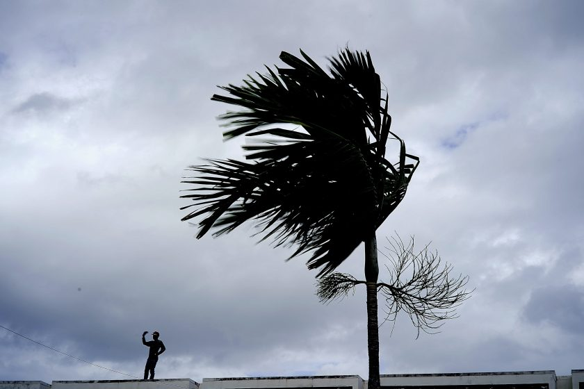 """Rückversicherer befürchten hohe Schadensummen durch Hurrikan """"Dorian"""""""
