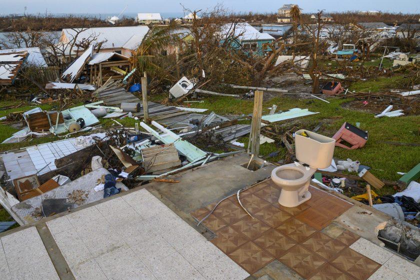 "Rückversicherer halten sich bei Schadenschätzung durch Hurrikan ""Dorian"" noch zurück"