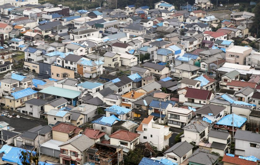 Taifun 'Faxai' kostet die Versicherer bis zu sieben Mrd. US-Dollar