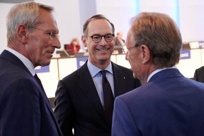 Allianz: Oliver Bäte, der Ein-Milliarden-Euro-Mann