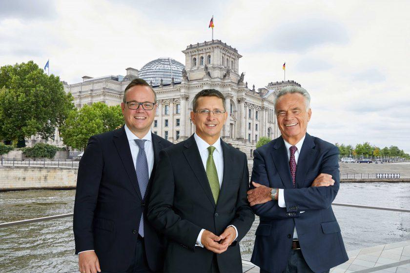 Wirth und Rottenbacher bleiben AfW-Spitze