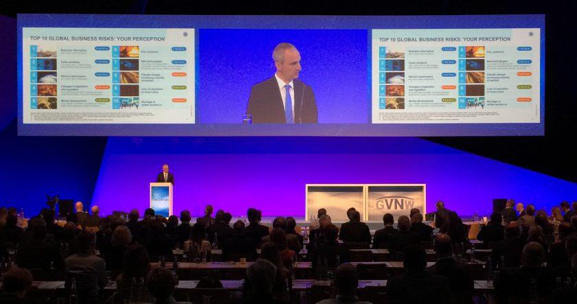 Industrieversicherung vor multipolaren Herausforderungen