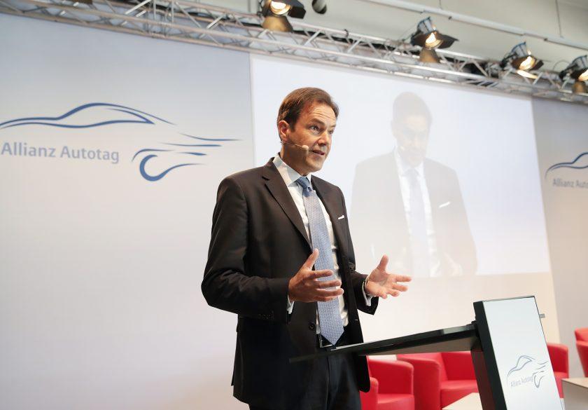 """Joachim Müller (Allianz): """"Treuhänder soll Schnittstelle für Datenauskunftsansprüche sein"""""""