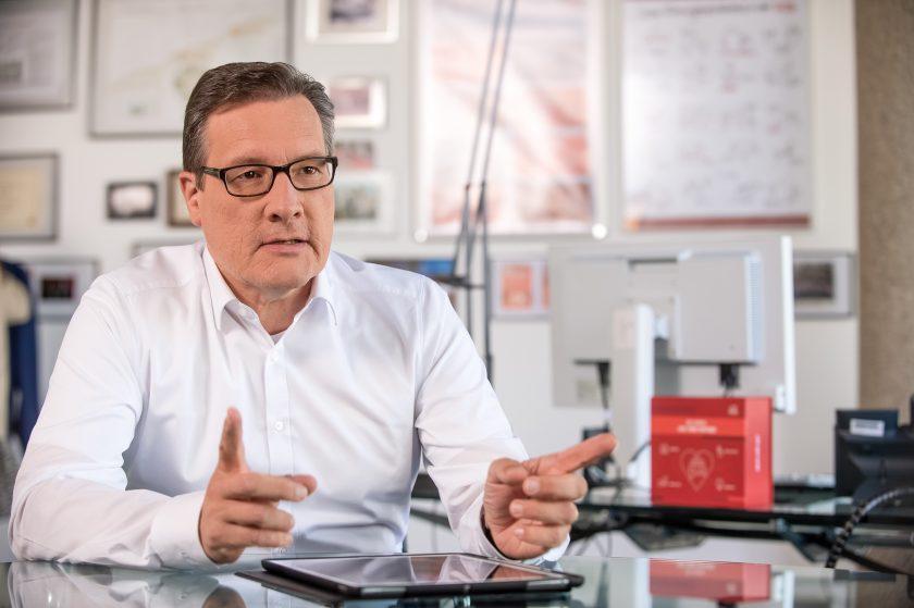 """Generali-Vorstand Wehn: """"Die Stimmung unter den Mitarbeitern ist essenziell"""""""