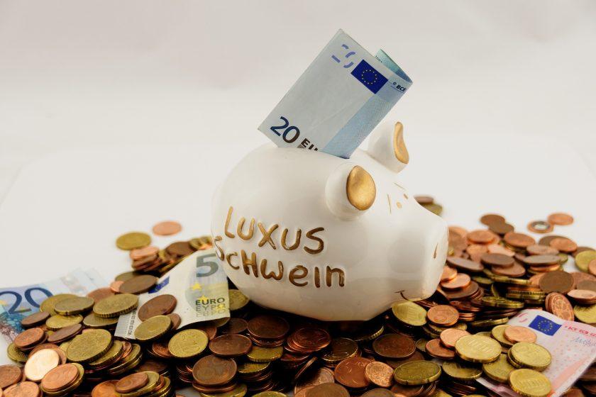 Sparer trotzen den niedrigen Zinsen