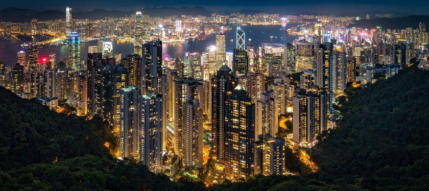 Unruhen setzen auch Hongkongs Versicherungsgeschäft zu