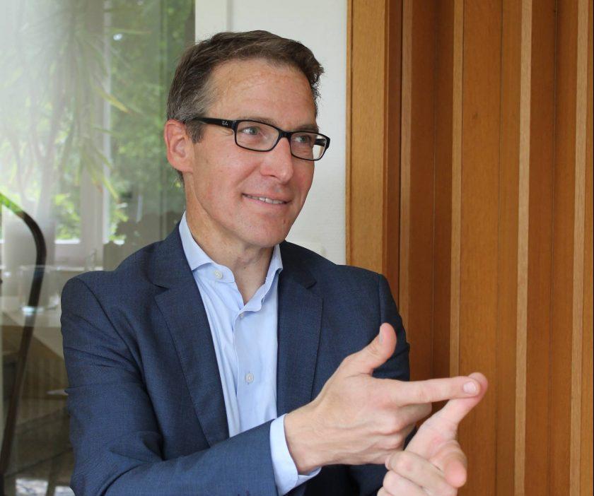 """Autor Ralf Teicher: """"Kunden mit voller Überzeugung zu starken Renditen zu verhelfen, scheint noch nicht weit verbreitet zu sein"""""""