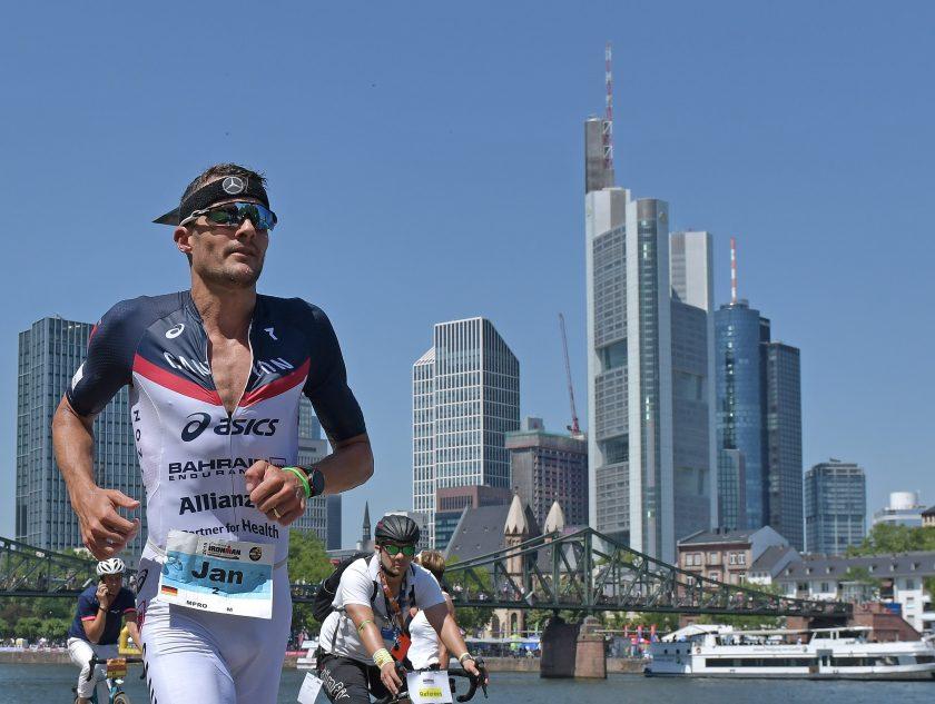 Allianz verlängert Kooperation mit Triathlet Jan Frodeno