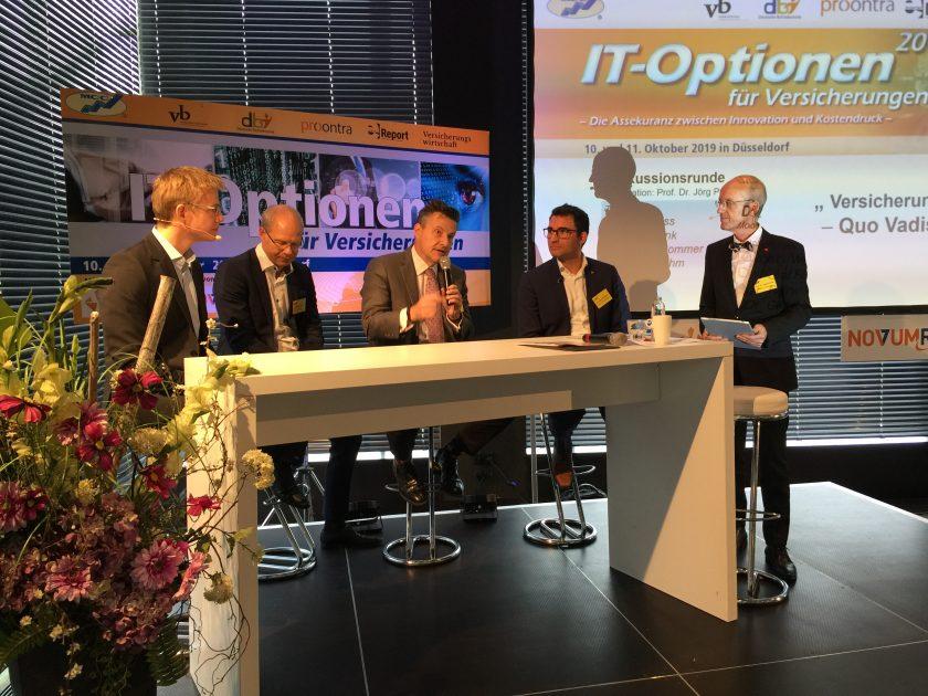 Digitalisierung konkret: Welche IT-Optionen haben die Versicherer?