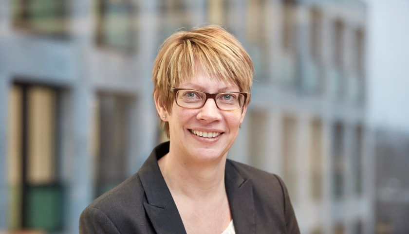 """Basler-Vorstand Julia Wiens: """"Es macht mir Spaß, Verantwortung zu übernehmen"""""""