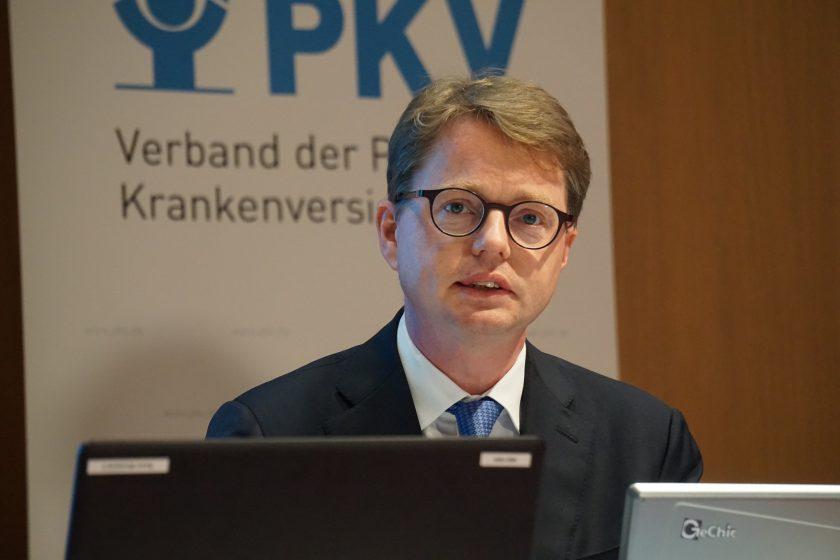 PKV-Verband: Deutsches duales Gesundheitssystem fängt Corona-Epidemie auf