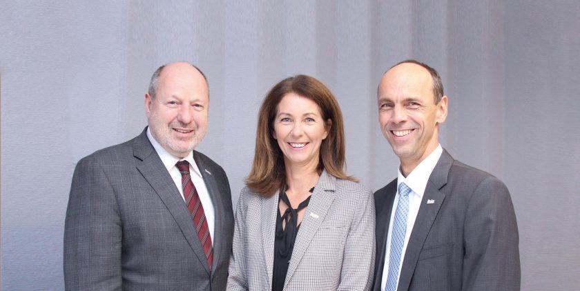 Isolde Stieg rückt in den Vorstand der Tiroler Versicherung auf