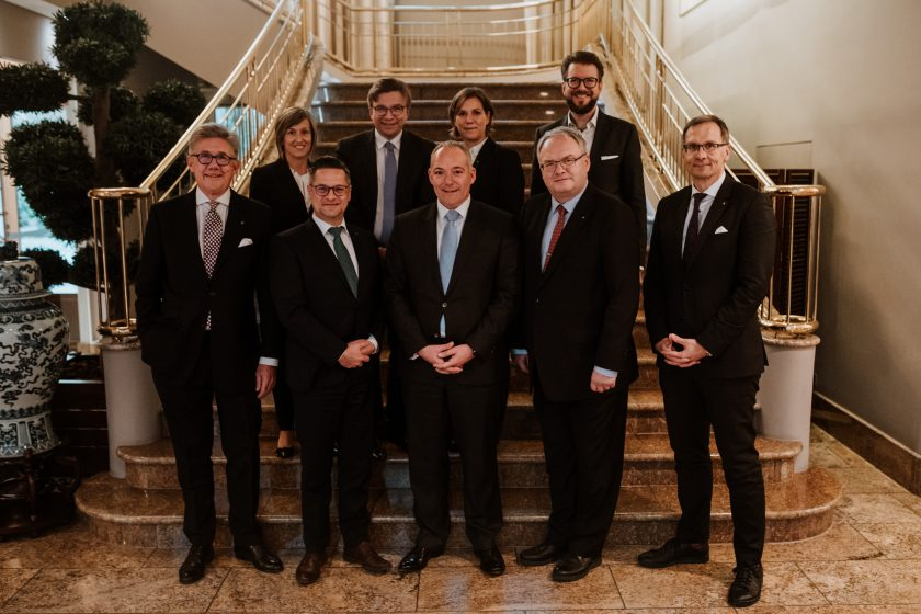 BDVM wählt Thomas Haukje zum Präsident