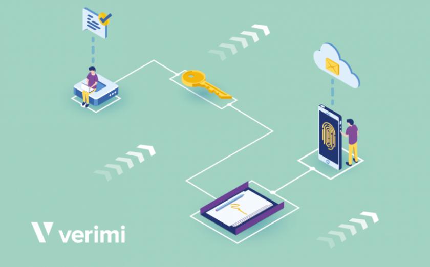 Mit einem Klick legitimiert - Revolution im digitalen  Identitätsmanagement