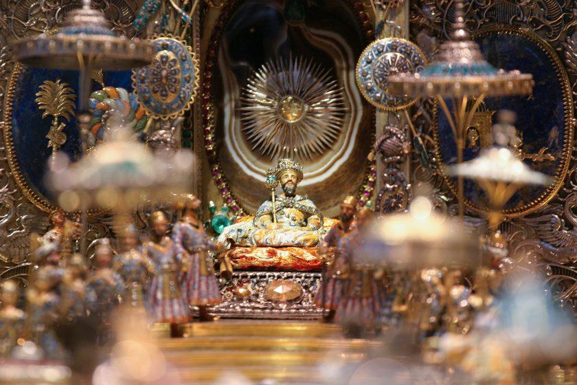 """""""Kunstschätze wie die Juwelen im Grünen Gewölbe werden in der Regel nicht taxiert"""""""