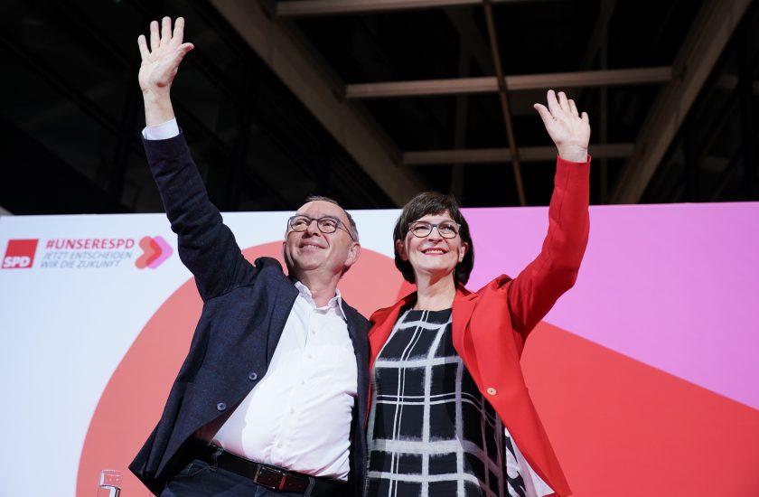 Was müssen die Versicherer vom neuen SPD-Vorstandsduo befürchten?