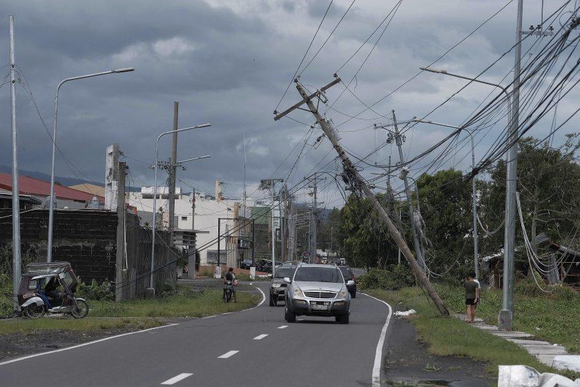 """Versicherer rechnen mit Millionenschäden durch Taifun """"Kammuri"""""""