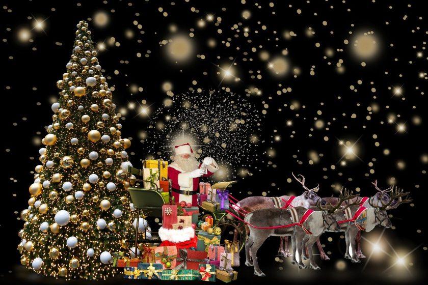 Unternehmen müssen an Weihnachten schenken lernen