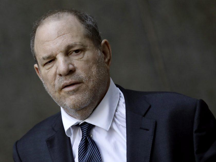 Geld schlägt #MeToo: Versicherer zahlen zweistelligen Millionenbetrag für Weinstein-Verfehlungen