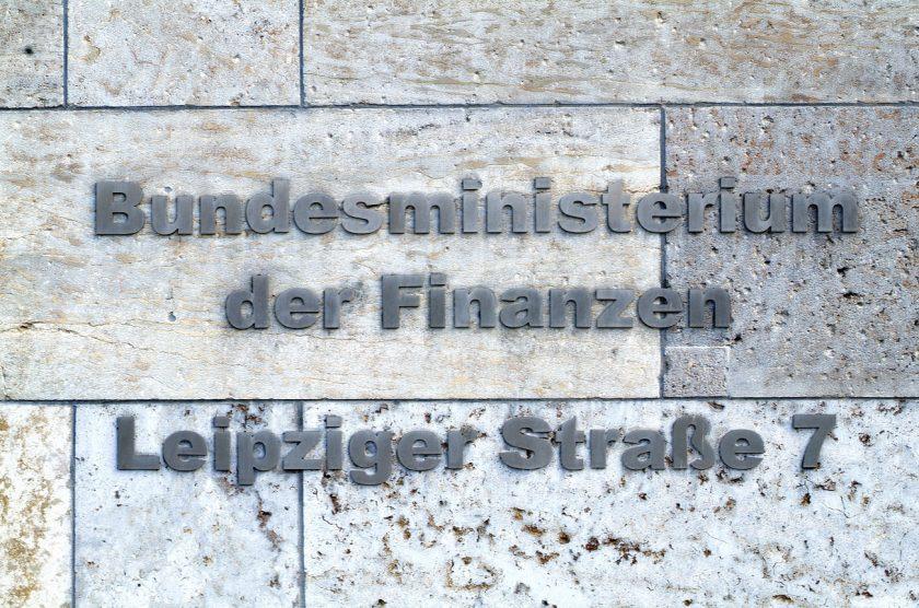 Finanzministerium will Vermittler weiter unter Bafin-Aufsicht stellen