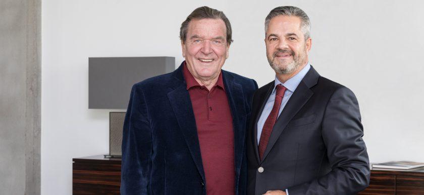 Ex-Kanzler Gerhard Schröder übernimmt Vorstandsposten im BVUK