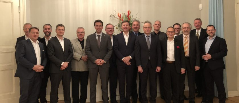 VGA Berlin stellt Verbandsspitze neu auf