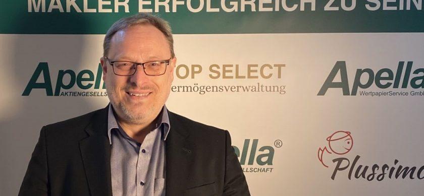 Karsten Körwer ist neuer Direktor Versicherung der Apella AG