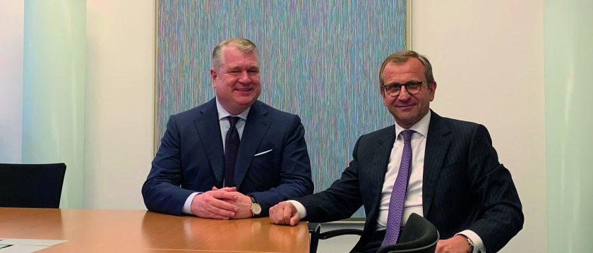 Christian Schareck übernimmt die Leitung des Versicherungs-Sektors bei KPMG Deutschland