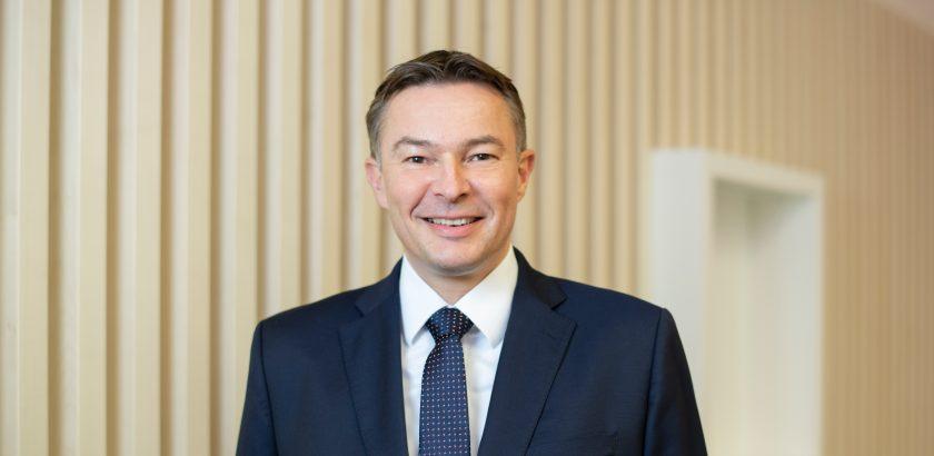 Detlef Swieter übernimmt Vorstandsvorsitz bei der ÖSA