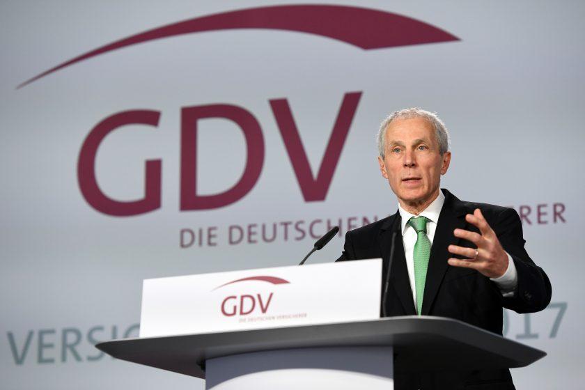 """GDV-Präsident Weiler exklusiv: """"Wir versuchen zu helfen, so gut es geht"""""""