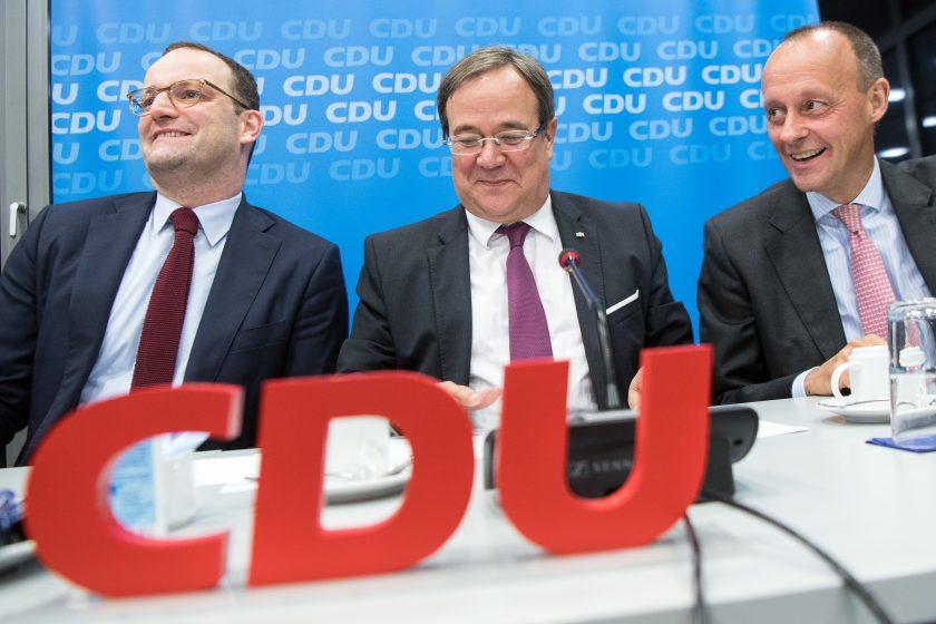 Unsere Leser stimmen ab: Wer soll CDU-Kanzlerkandidat werden?
