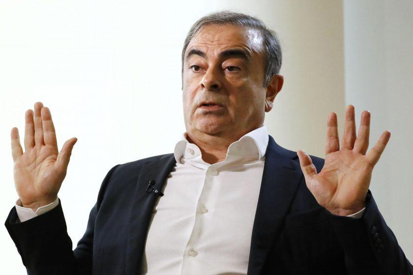Nissan verklagt Ex-Chef Carlos Ghosn auf Schadenersatz über 83 Mio. Euro