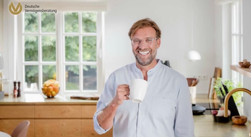 Jürgen Klopp verlängert Werbevertrag mit DVAG