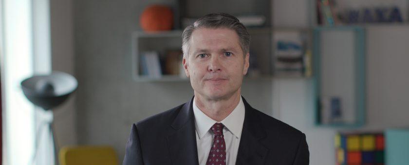 Sofortiger Wechsel: Scott Gunter wird Axa XL führen
