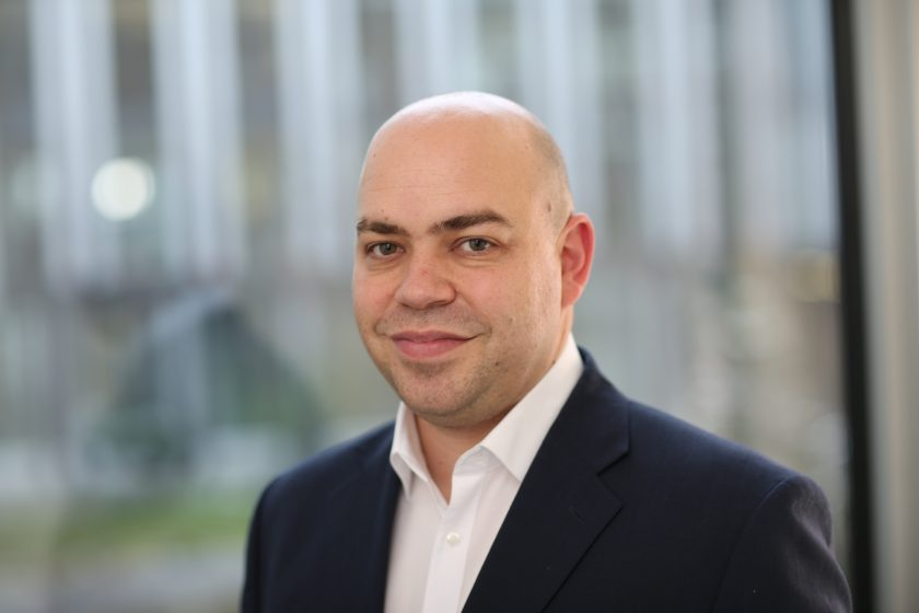 Tobias Wenhart ist zweiter Geschäftsführer bei Finanzchef24