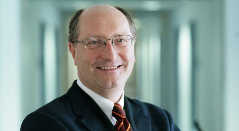 """Business Angel Herbert Schmitz: """"Versicherer müssen ein Klima für neue Impulse und disruptive Ideen schaffen, um nicht völlig den Anschluss zu verlieren"""""""
