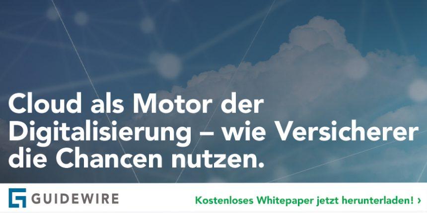 Cloud als Motor der Digitalisierung – wie Versicherer die Chancen nutzen.