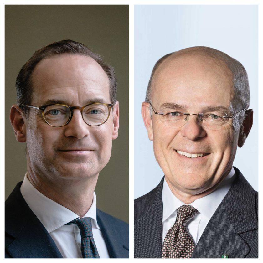 Allianz-CEO Bäte verdient nur die Hälfte von Zurich-Chef Greco