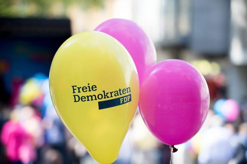 Aus rot wird gelb: Ex-Ergo-Manager Harald Christ wechselt die Partei