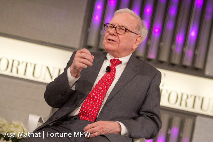 Buffett feiert einsam Jubiläum und will immer noch nicht zukaufen