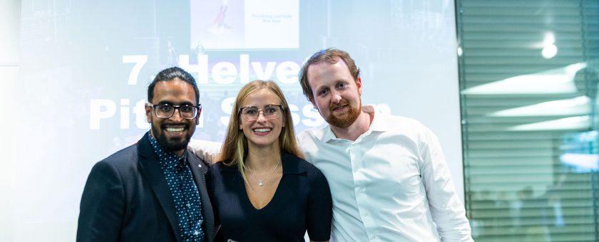 Helvetia setzt Start-Up Marathon mit Ausgründung fort