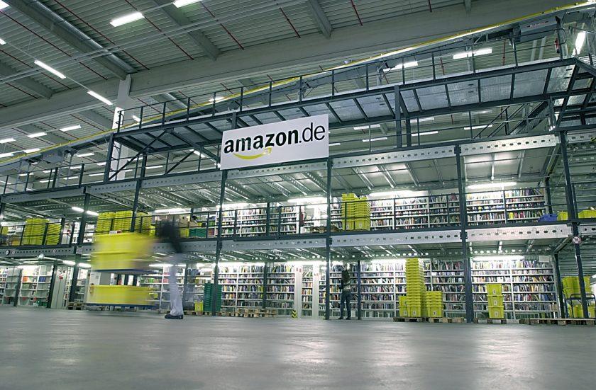 Klage von Versicherer gefährdet Amazons Geschäftsmodell