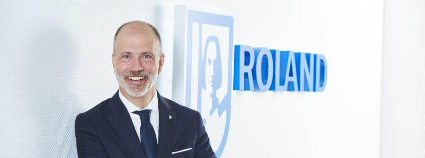 """Roland-CEO Brune: """"Unsere Planung für dieses Jahr steht unter hohem Risiko"""""""