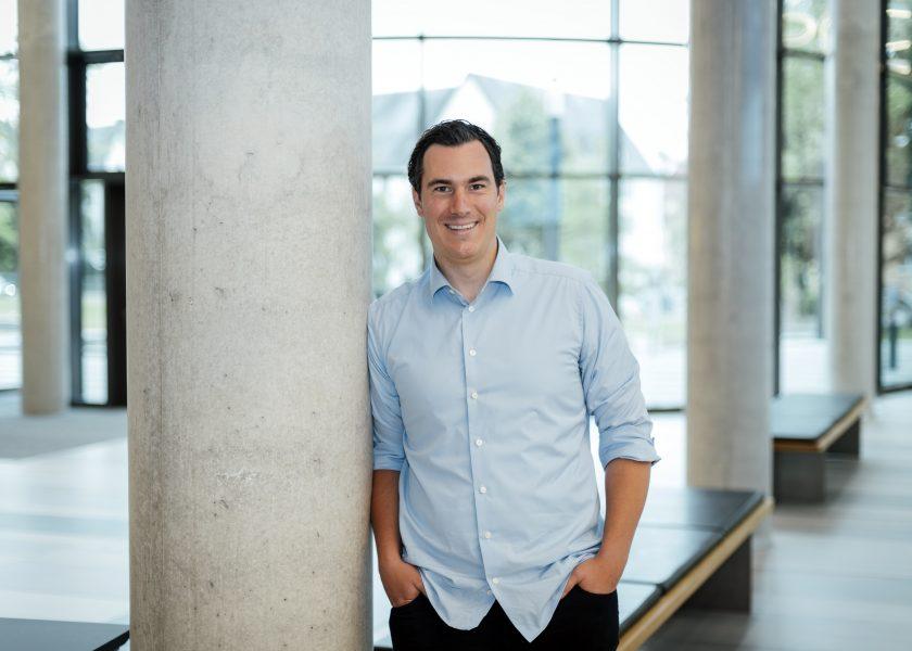 """Clark-CEO Christopher Oster: """"In fünf Jahren sehe ich uns an der Spitze Europas"""""""