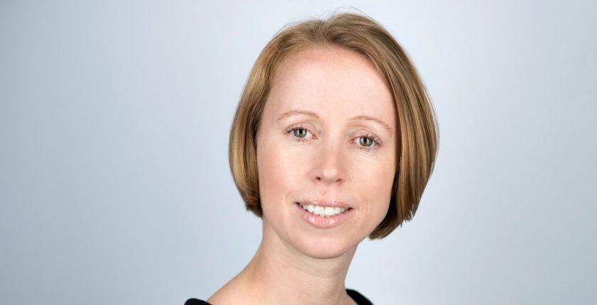 Swiss Re Corporate Solutions bringt Claudine Delavy in Spitzenposition