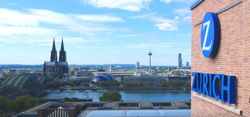 Zurich Deutschland bleibt bis Mitte Mai im Homeoffice