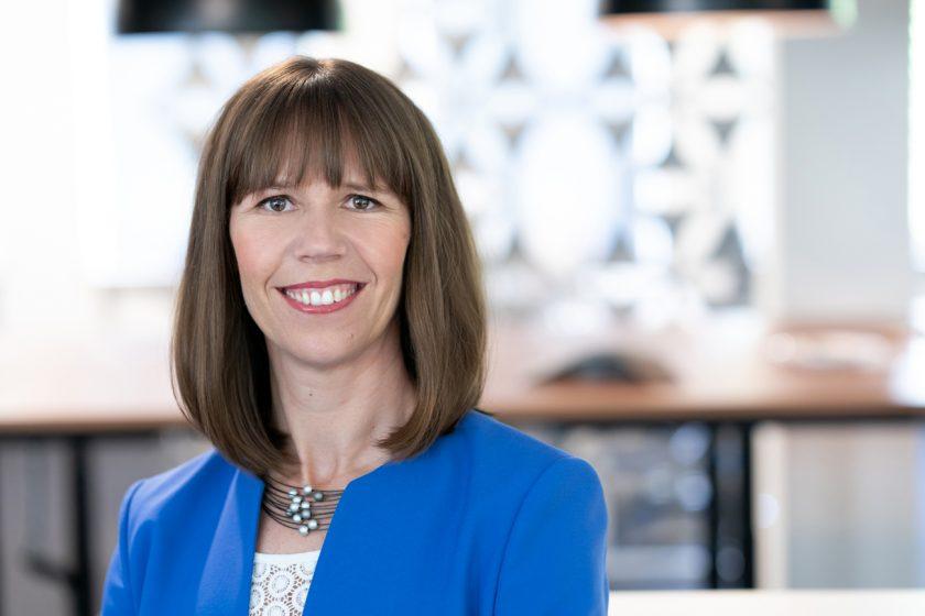 """Allianz-Vorstand Renate Wagner: """"Einsatz und Ehrgeiz sind wichtige Voraussetzungen für die Karriere, aber sie reichen nicht aus"""""""