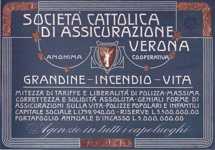 Generali wittert bei Cattolica das große Geschäft
